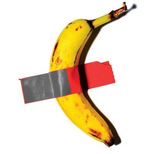 Anche la banana può allucinare (Cattelan docet)