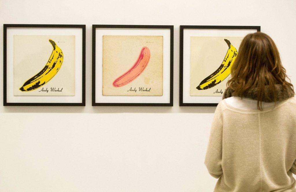 "Andy Warhol - ""The Velvet Underground & Nico"