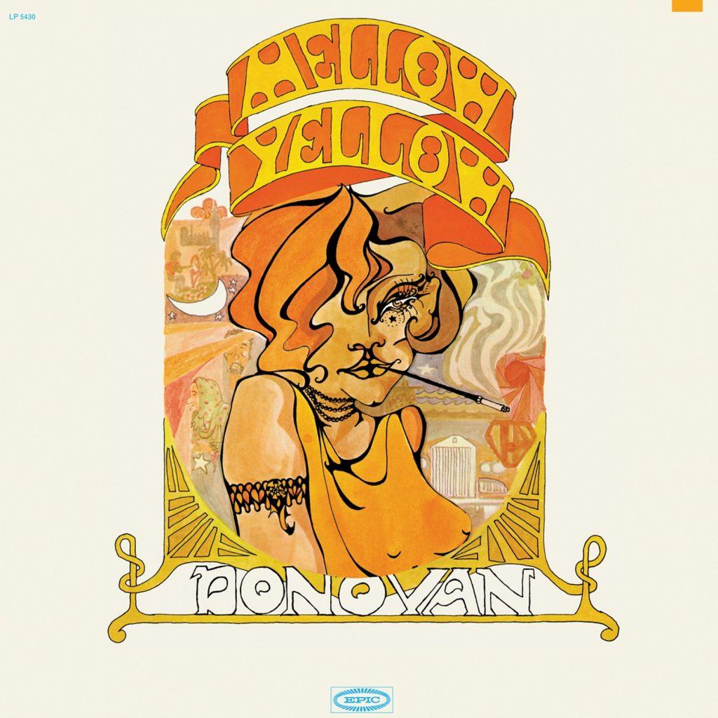 "Donovan - ""Mellow Yellow"""
