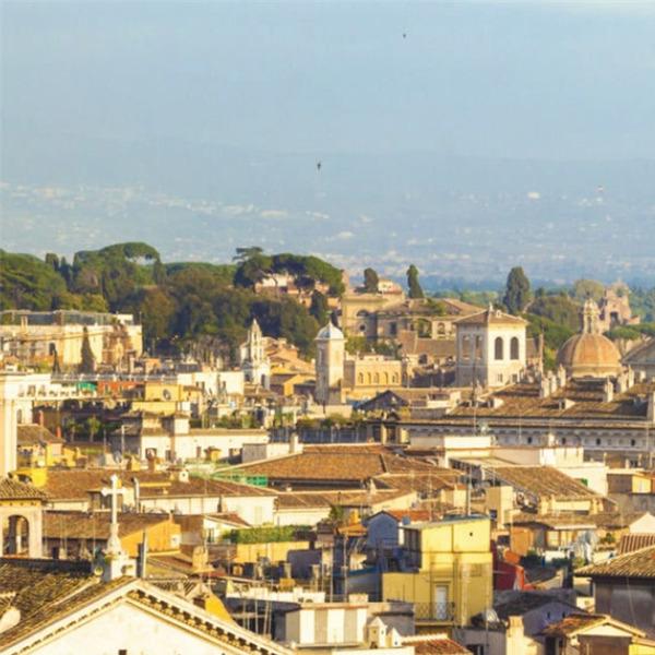 """Convegno: """"Reinventing Cities - Rome"""""""