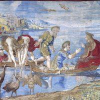 """Gli arazzi di Raffaello """"Atti degli Apostoli"""" in Cappella Sistina"""