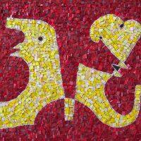 I mosaici di Gillo Dorfles - Incontro con Gian Carlo Brovedani