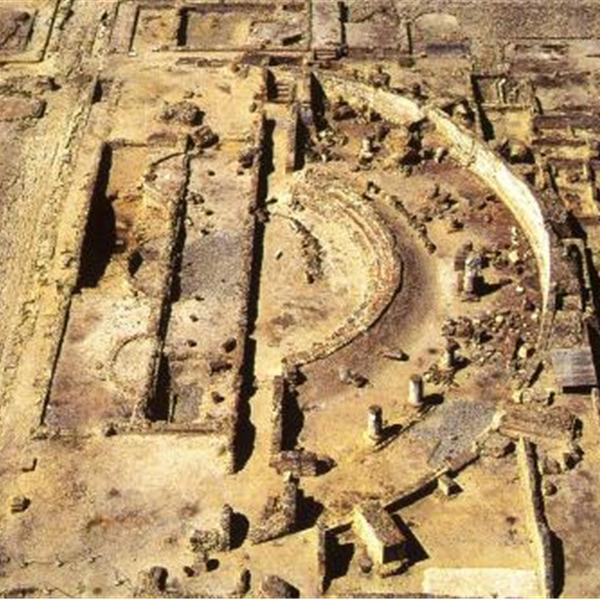 Incontro: Le terme di Copia Thurii nella storia edilizia della città
