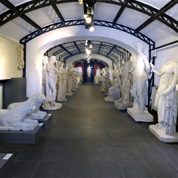 Le sculture di Villa Borghese. Un deposito aperto. Visita guidata al deposito delle sculture di Villa Borghese
