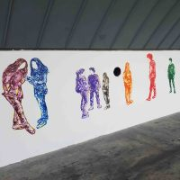 Multicultural / Educarnival 2020: la street art educativa di Tommaso Chiappa