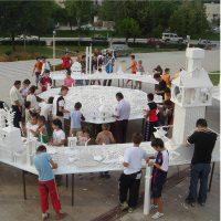 The collectivity project. Installazione partecipativa di Olafur Eliasson