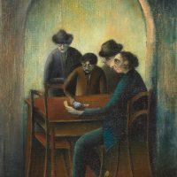 Ottone Rosai - Mostra retrospettiva a Montevarchi
