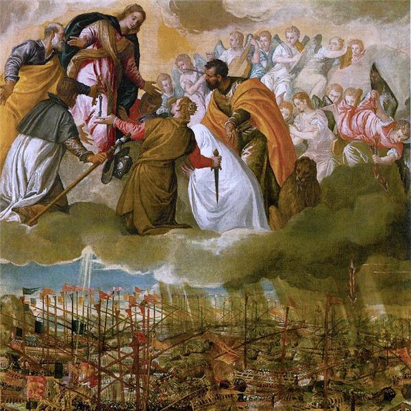 Santa Giustina e la battaglia di Lepanto - Conversazione con Giovanni Sergio Scalia