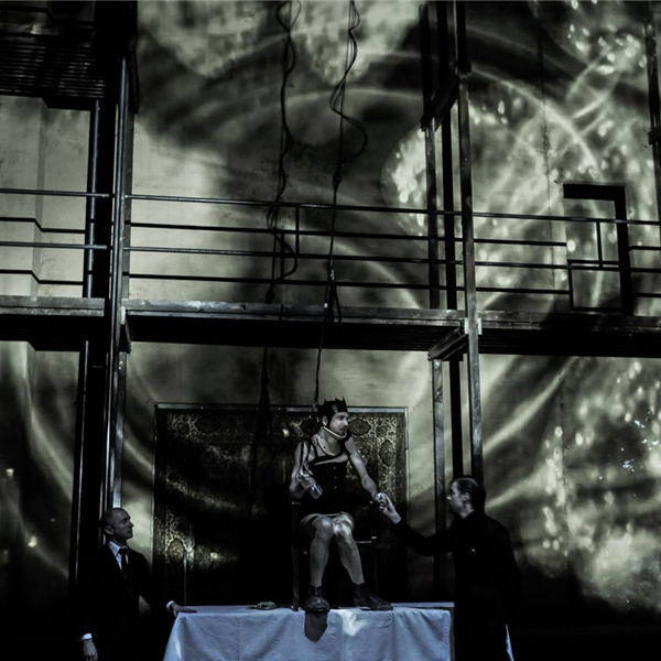 Workshop: La Tecnoescena. Il corpo, la tecnologia e la scena