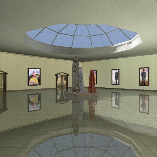 Expo 3d - Servizio per la realizzazione di Esposizioni Virtuali tridimensionali