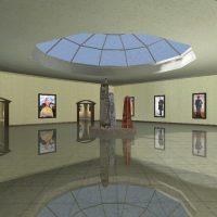 Expo 3d: Edvard Munch - Mostra interattiva tridimensionale