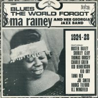 Expo 3d: Jazz Female Vocals - Ma Rainey