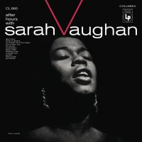 Expo 3d: Jazz Female Vocals - Sarah Vaughan
