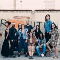 Claudia Gori presenta l'associazione culturale Sedici