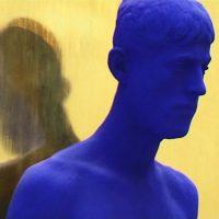 Dialogo con Yves Klein. Un film di Theo Eshetu