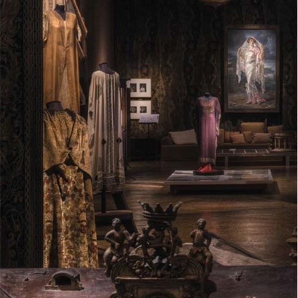 Genius Loci - La collezione permanente della casa-museo Fortuny