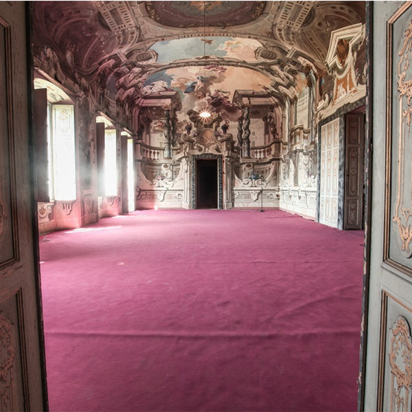 I tesori di Villa Arconati: la Sala di Fetonte