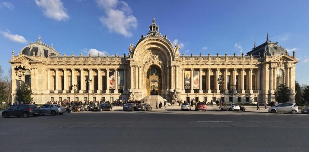 Il Petit Palais di Parigi