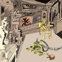 """""""Il pomo rubato"""". La Galleria Borghese nei fumetti di Martoz"""