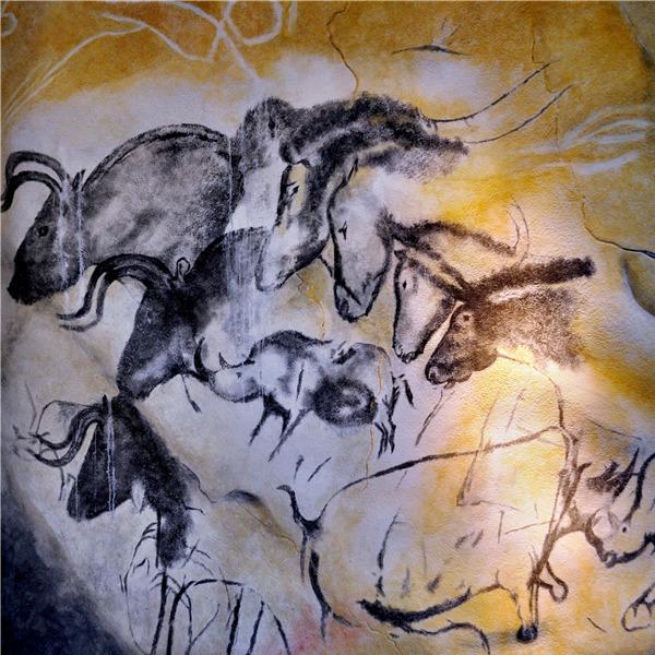 La Grotta Chauvet: il più antico esempio di arte preistorica del mondo prende vita con la realtà virtuale