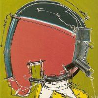 L'intensità della pittura di Mattia Moreni