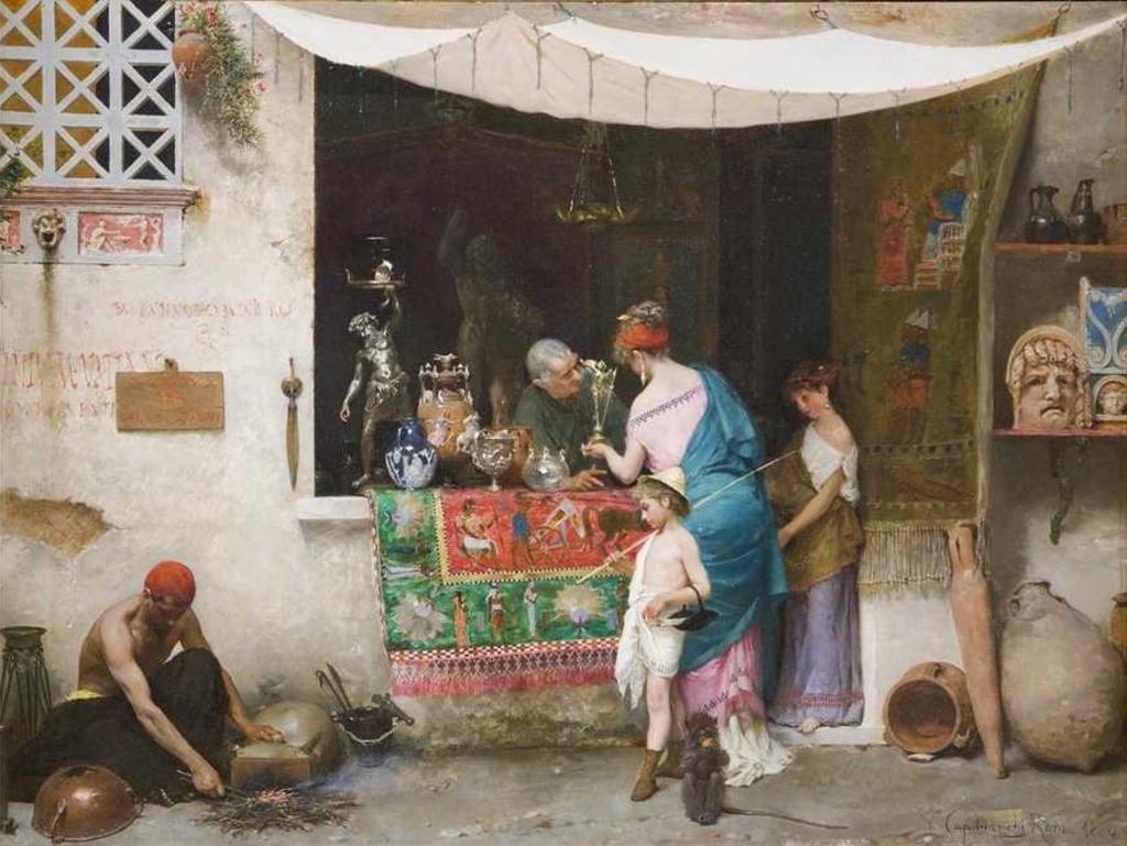 L'Ottocento elegante. Arte in Italia nel segno di Fortuny - 1860-1890