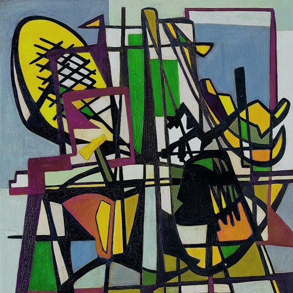 Lygia Clark: la pittura come campo sperimentale, 1948-1958