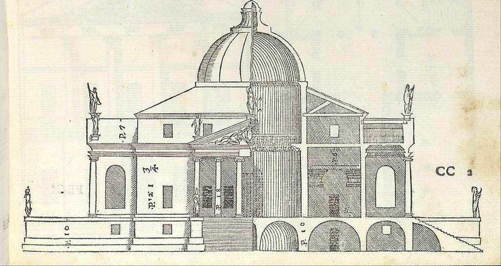 Palladio: la carriera di un genio