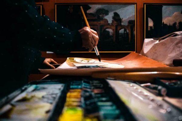 Workshop artistici alla Pinacoteca Albertina