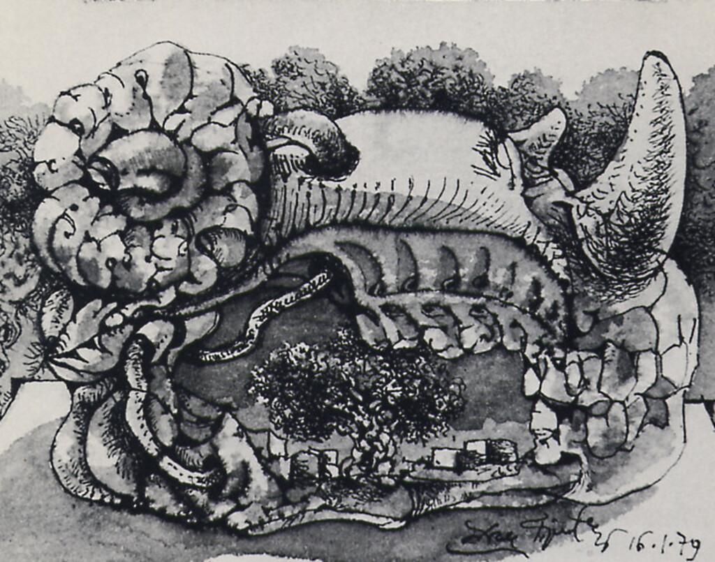 Acquerelli di Ercole Pignatelli