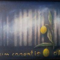 Corrado Veneziano. Iridescente ulivo - Mostra online