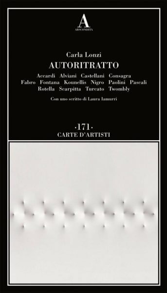 """Dall'Autoritratto di Carla Lonzi a """"Taci. Anzi, parla"""": selezione di video selfie alla Galleria Nazionale"""