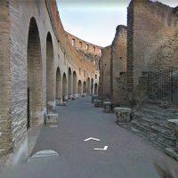 """Gran virtual tour"": il Colosseo"