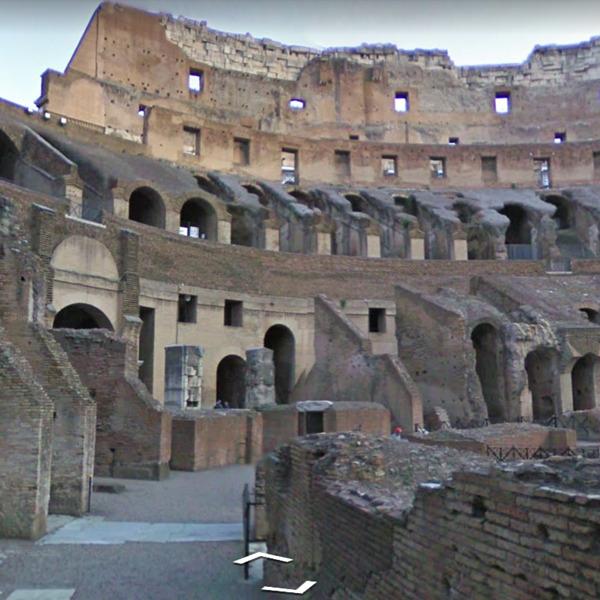 """""""Gran virtual tour"""": il patrimonio culturale italiano a portata di clic"""