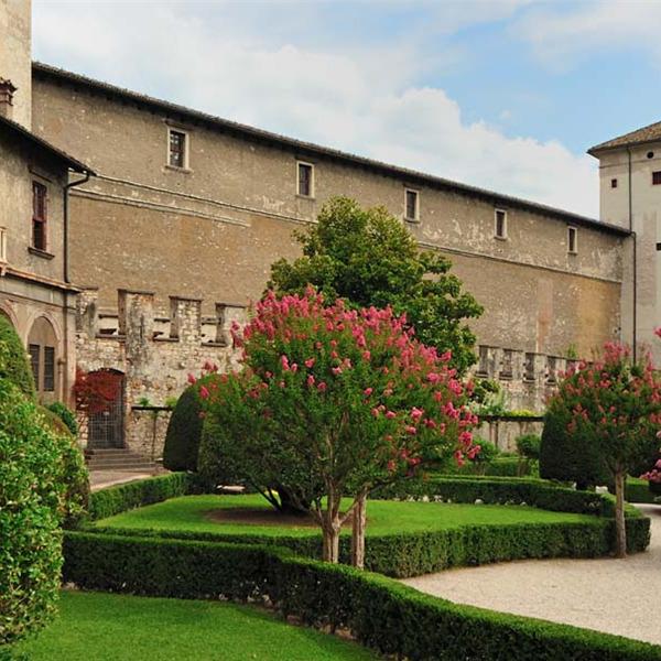 I Giardini del Magno Palazzo di Trento raccontati da Chiara Facchin