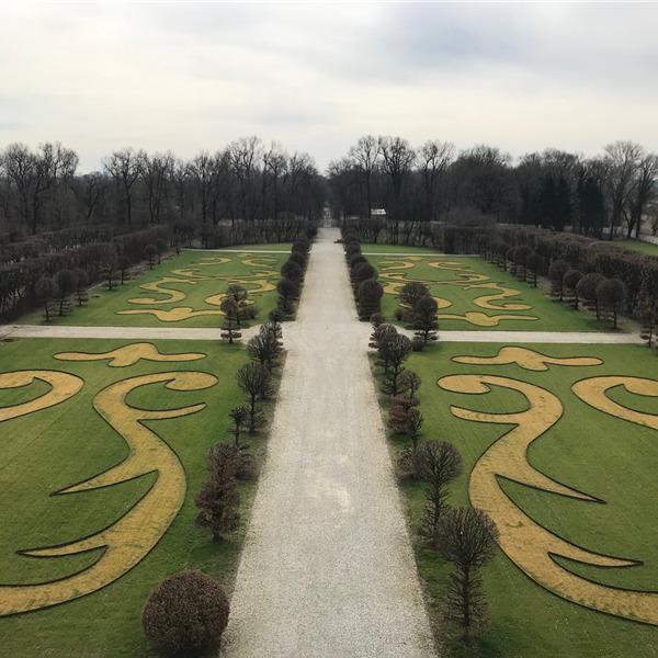 I tesori di Villa Arconati: il grande Parterre