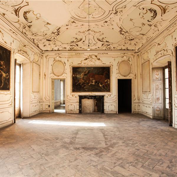 I tesori di Villa Arconati: la Sala della Caccia