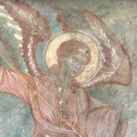 """Il museo di Sant'Agostino: gli affreschi """"San Michele Arcangelo"""" e """"La cena di Betania"""""""
