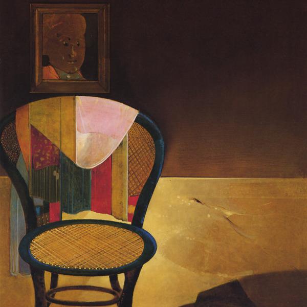 Karl Plattner. Elegia di luci e di ombre nette e fonde