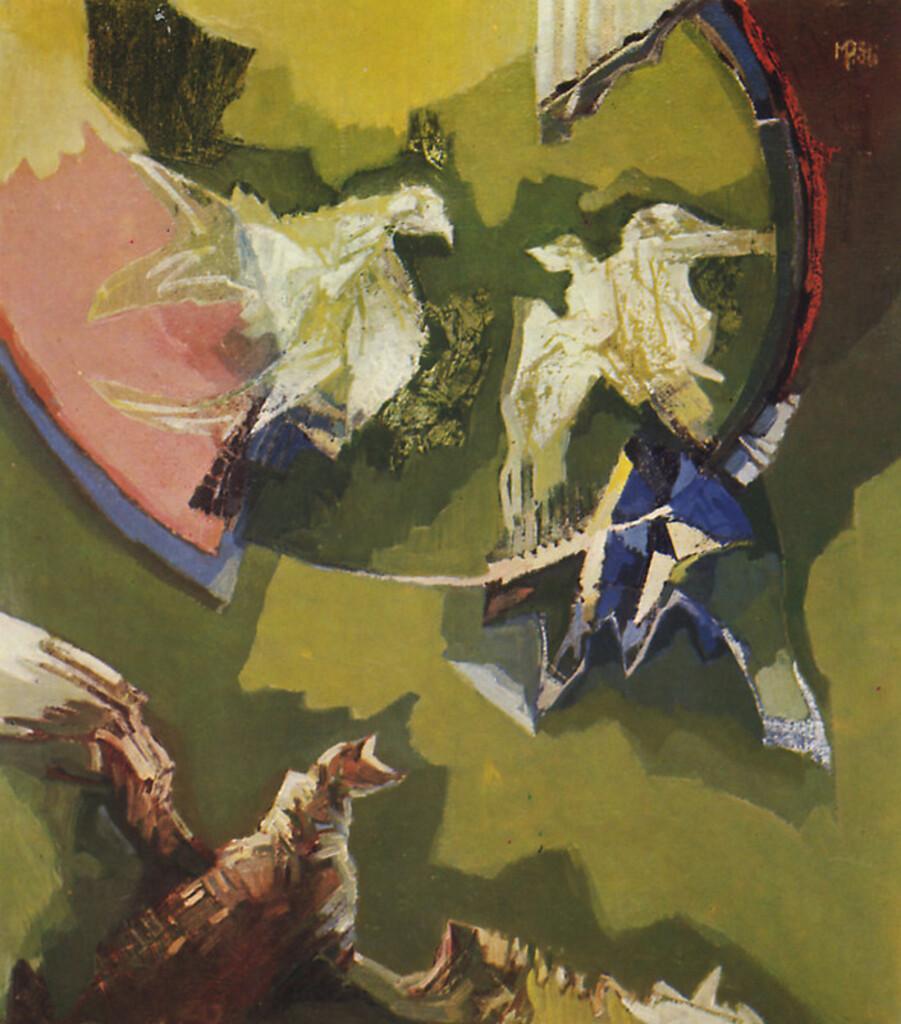 La pittura di Mario De Poli