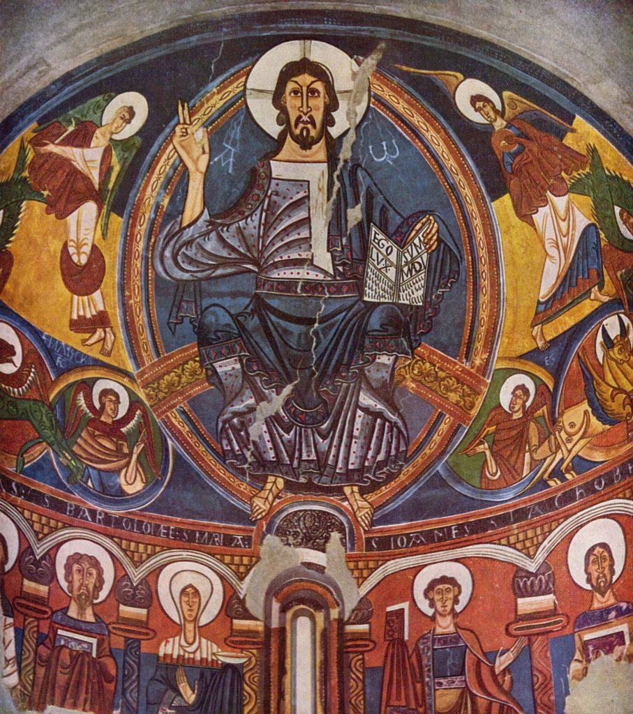 L'Arte nel Medioevo: dalle catacombe alle cattedrali romaniche