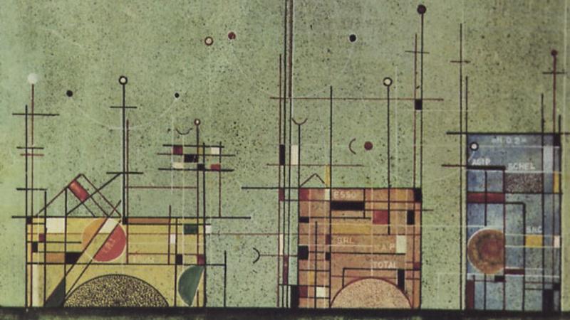 Le Avanguardie artistiche italiane: il Gruppo SM 5
