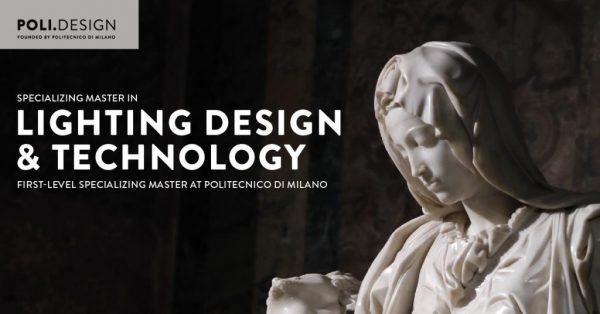 Master in Lighting Design & Led Technology - XVIII edizione