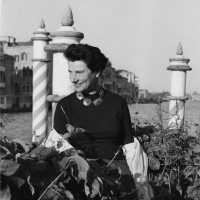 """""""Mia cara Venezia..."""". Le parole di Peggy Guggenheim si possono ascoltare su SoundCloud"""
