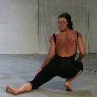 Sul vedere. Performance di Claudia Caldarano