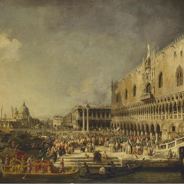 Hermitage online: Venezia nella Venezia del Nord. Canaletto, Marieschi e Guardi