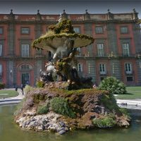 Visite virtuali in Street Map al Museo e Real Bosco di Capodimonte