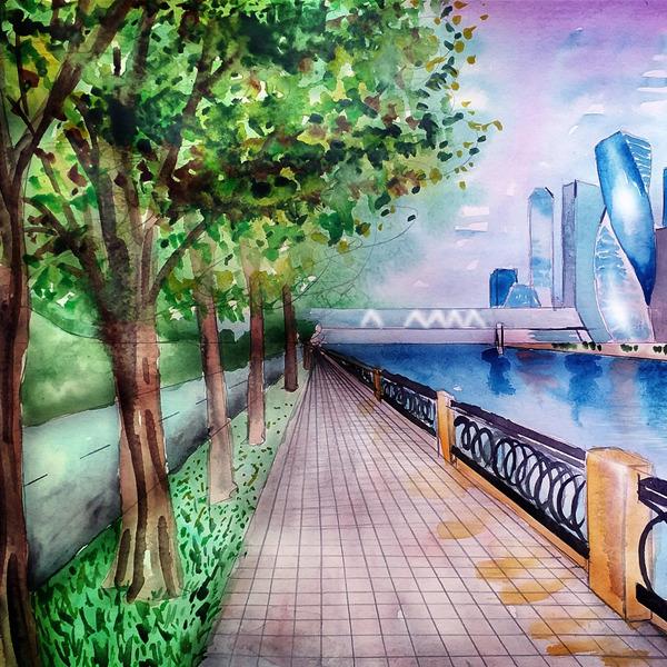 City - Concorso per artisti digitali