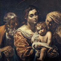 """Conferenza: """"Orazio Borgianni. Un genio inquieto nella Roma di Caravaggio"""""""