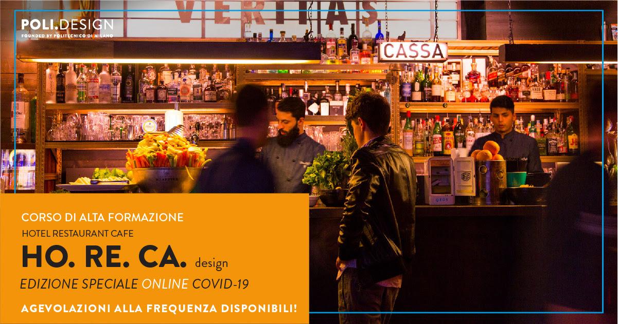 Corso di Alta Formazione Hotel Restaurant Cafè Design